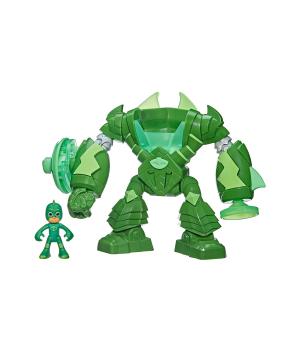 Игрушка Герои в масках - Геко в механическом костюме, 30 см, Hasbro