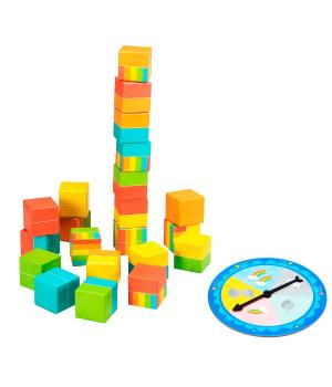 Развивающая игра пирамидка EDUCATIONAL INSIGHTS - ПОСТРОЙ БАШЕНКУ
