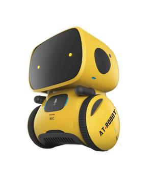 Интерактивный Робот С Голосовым Управлением - AT-Robot (Жёлтый)