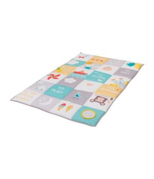 Детский коврик для ползания для малышей - Мои увлечения (100х150 см)