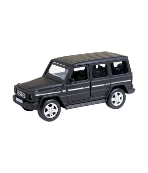 Автомодель - MERCEDES-BENZ G-CLASS (черный, 1:32)
