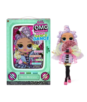 """Набор с куклой L.O.L. Surprise! серии O.M.G. Dance"""" - Мисс Роял"""""""