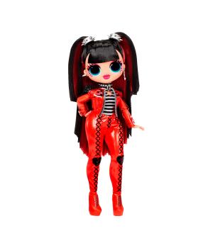 """Игровой набор с куклой L.O.L. SURPRISE! серии """"O.M.G."""" S4 – СПАЙСИ-ЛЕДИ (с аксессуарами)"""