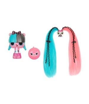 Игровой набор POP POP HAIR SURPRISE – МОДНАЯ ПРИЧЕСКА (с расческой и питомцем, в напольном дисплее)