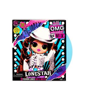 """Игровой набор с куклой L.O.L. SURPRISE! серии """"O.M.G. Remix"""" - ЛЕДИ-КАНТРИ"""