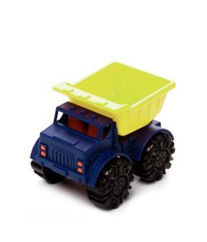 Игрушка для игры с песком - машинка мини-самосвал, Battat