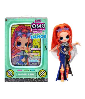 "Набор с куклой L.O.L. Surprise! серии O.M.G.Dance"" - Леди-Крутышка"""