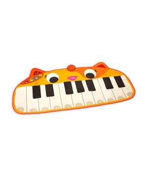 Детский музыкальный коврик пианино - Мяуфон