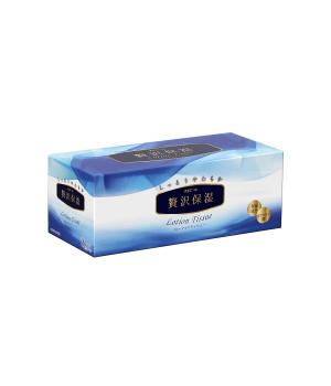 Салфетки Бумажные Экстрауспокаивающие Elleair Premium Lotion Й (В Коробке, 200 Шт)