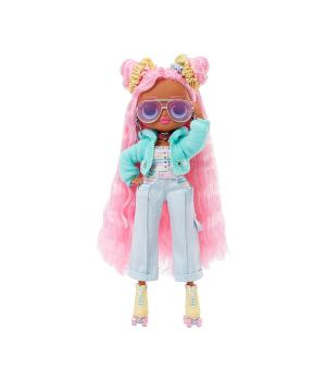 """Игровой набор с куклой L.O.L. SURPRISE! серии """"O.M.G."""" S5 – СОЛНЕЧНАЯ ЛЕДИ (с аксессуарами)"""