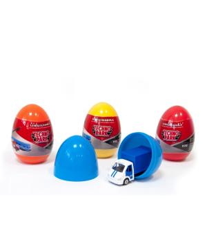 Минимодели - Машинка В Яйце