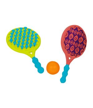Детские ракетки для пляжного тенниса, 2 шт, Battat