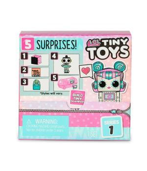 """Игровой набор L.O.L SURPRISE! cерии """"Tiny Toys"""" - КРОШКИ (в ассорт., в дисплее)"""