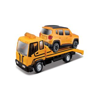 Игровой набор - Эвакуатор с автомоделью Jeep Renegade