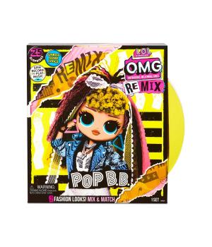 """Кукла lol SURPRISE! серии """"O.M.G. Remix"""" - ДИСКО-ЛЕДИ, 27 см"""