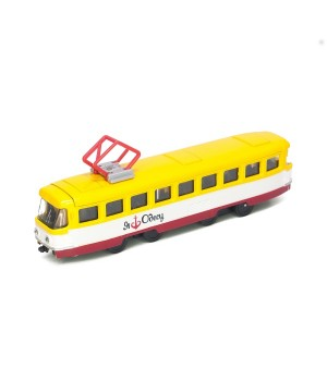Игрушка трамвай - ОДЕССА
