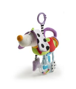 Развивающая игрушка-подвеска на коляску, Собачка, Taf Toys