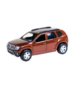 Автомодель - Renault Duster-M (Коричневый)