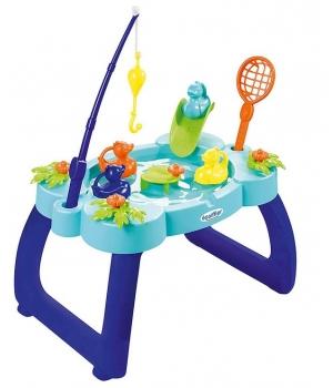 Игровой стол для игры с водой, Рыбалка, Ecoiffier