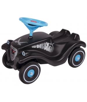 Машина толокар для детей, черная, Занзибар, BIG