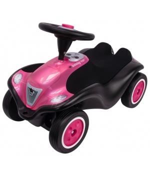 Машина толокар для девочки, розовая, Некст, от 1 года, BIG