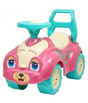 Машинка каталка для детей толокар, для девочки, Технок