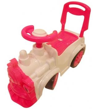 Детский толокар каталка паровозик, Орион