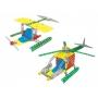 Конструктор металлический (самолет, вертолет, гидроплан), Технок