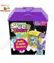 Игрушки Скелетаун набор фиолетовый