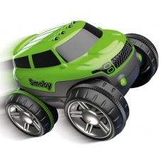 Машинка Флекстрим к гибкому треку, зелёная, Flextreme Smoby