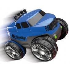 Машинка Флекстрим к гибкому треку, синяя, Flextreme Smoby