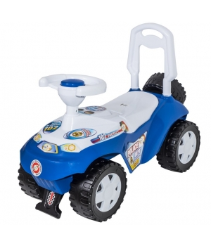 Толокар для детей полицейская машина каталка, Орион