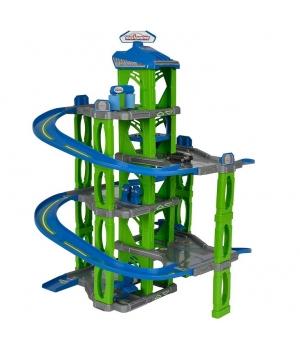 Игрушка паркинг с лифтом центр обслуживание автомобилей 5 уровневый, Majorette