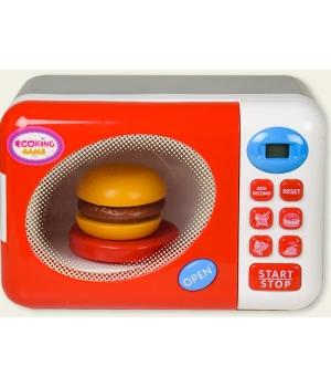 Микроволновка детская игрушка с кнопками
