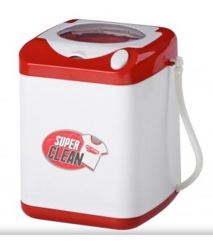 Игрушечная стиральная машина с водой и сливом Same Toy