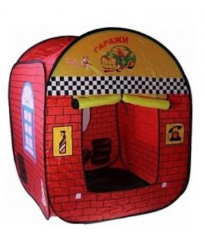 """Палатка детская для мальчика, """"Домик-Гараж"""", Детские палатки"""