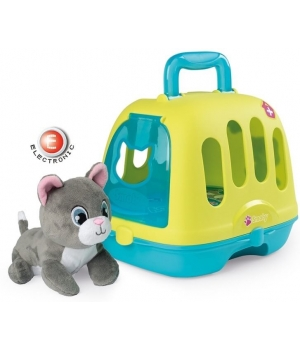 Ветеринарный набор для детей с кошечкой, Smoby