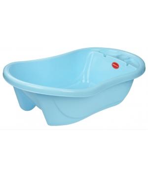 Ванночка для купания новорожденных, голубая, BabaMama