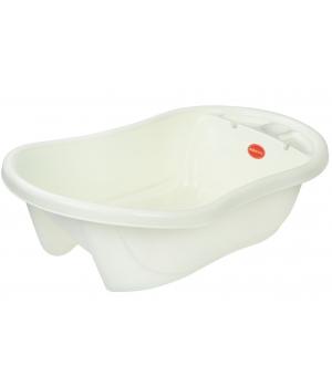 Детская ванночка для новорожденных 81см, белая, BabaMama