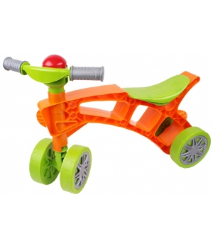 Беговел Ролоцикл (оранжевый), Технок