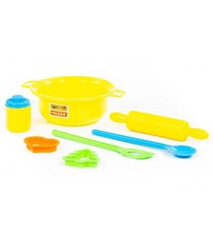 Игрушечная посуда в наборе для выпечки №1, Полесье
