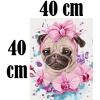 Картины по номерам 40х40 см