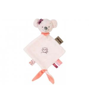 Игрушка комфортер для новорожденных, Мышка, Nattou Doodoo