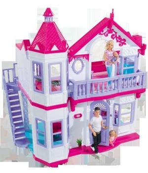 Замок для кукол барби, Simba Steffi Love