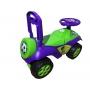 Толокар машинка-каталка музыкальная, Doloni Toys