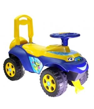 Детская машинка толокар каталка, для мальчика, Doloni Toys