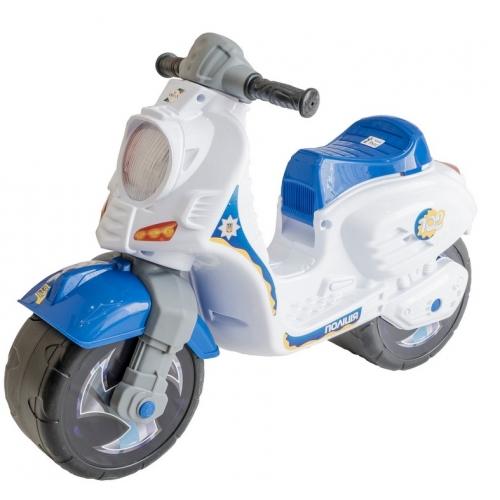 Беговел скутер для детей, Укр.Полиция, Орион