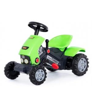 Детский трактор на педалях Coloma Y Pastor Turbo 2, Полесье