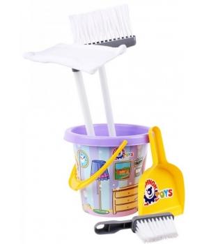 Набор уборка для детей, Технок