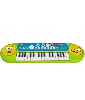 Игрушка музыкальная пианино 32 клавиши, 8 мелодий, Simba